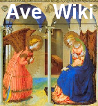 "AveWiki = the interactive counterpart of ""Geert's Ave Maria  pages"""
